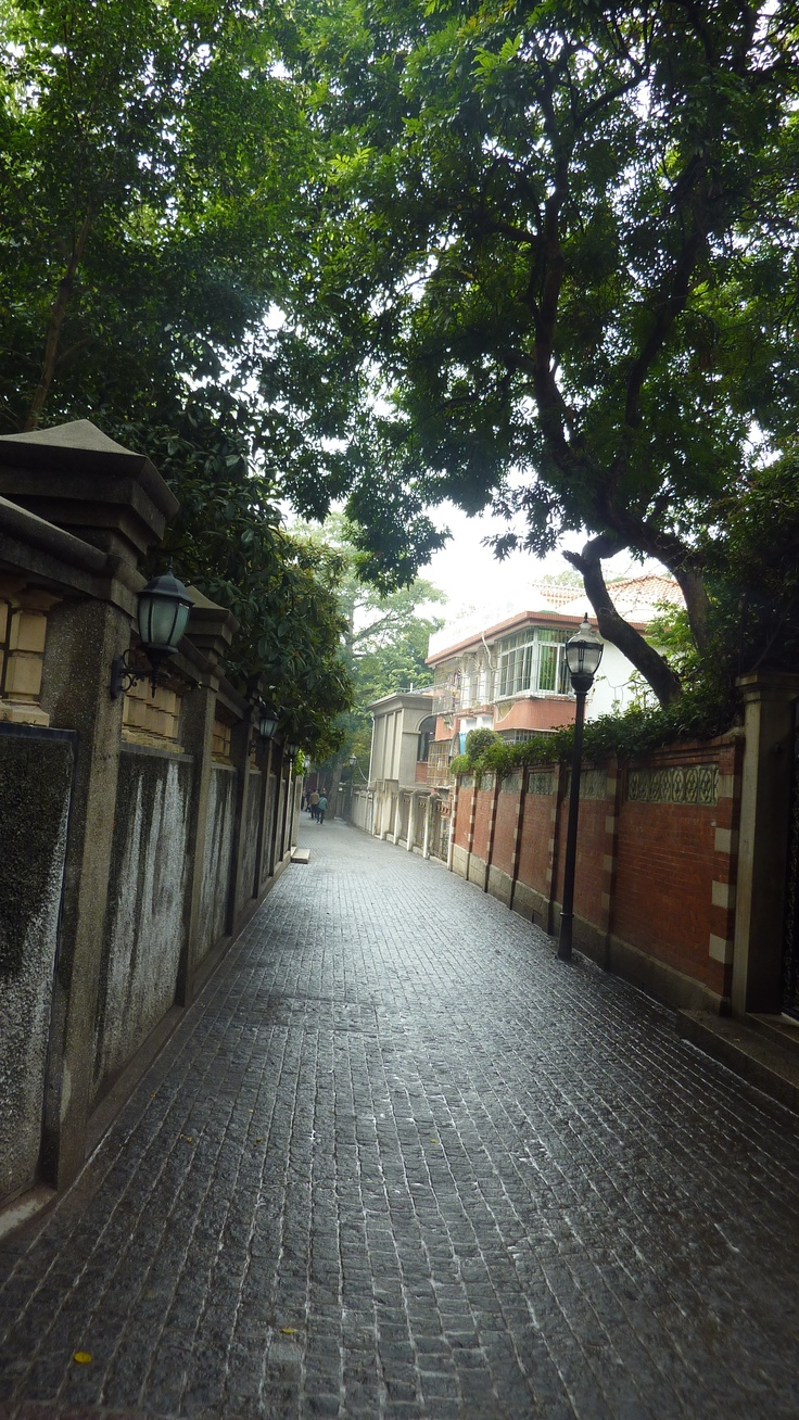 Streets of GuLangYu #Xiamen #China