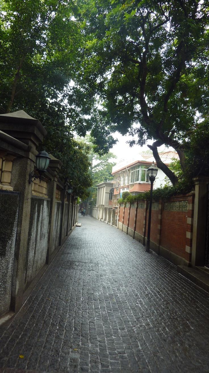 Streets of GuLangYu #Xiamen #China