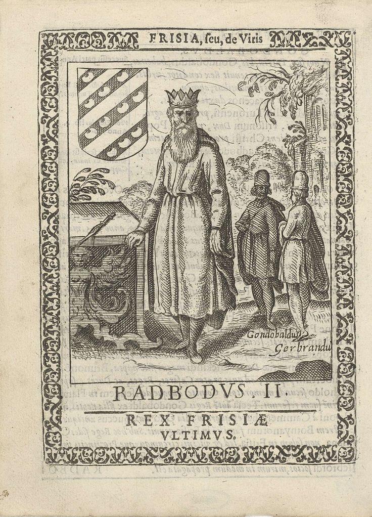 Pieter Feddes van Harlingen | Radbod II, laatste koning der Friezen, Pieter…