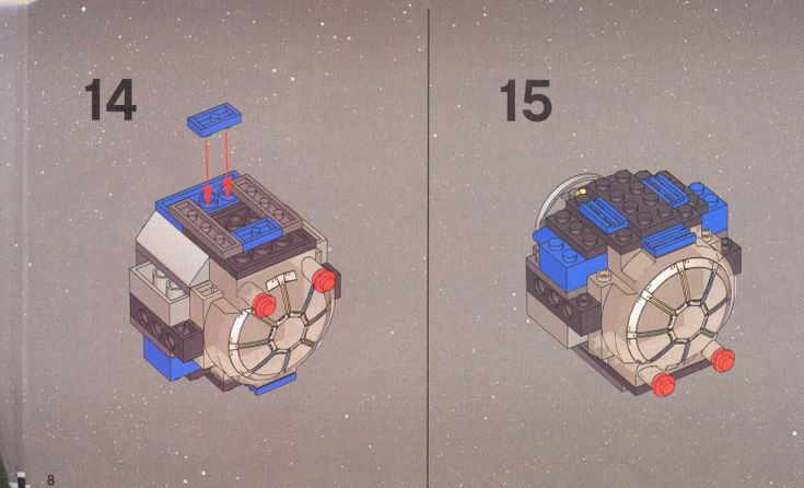 25 best tie interceptor lego images on Pinterest | Lego instructions ...