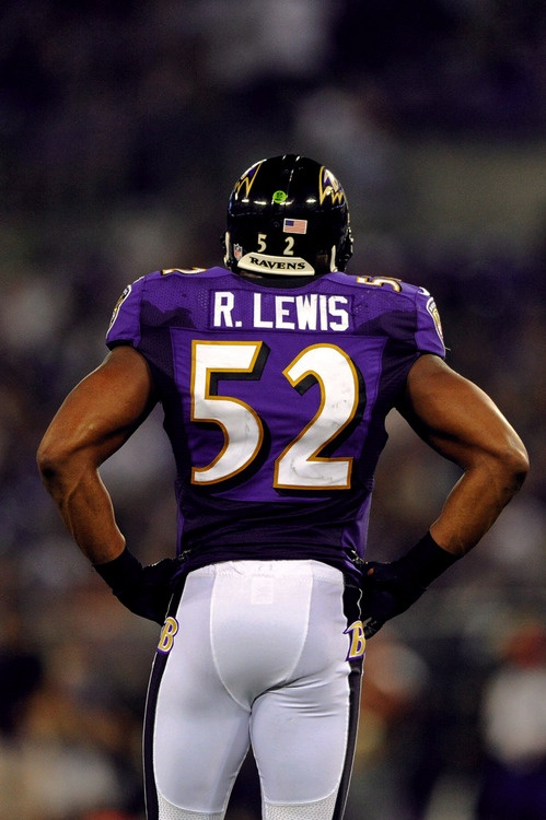 Ray Lewis-Baltimore Ravens