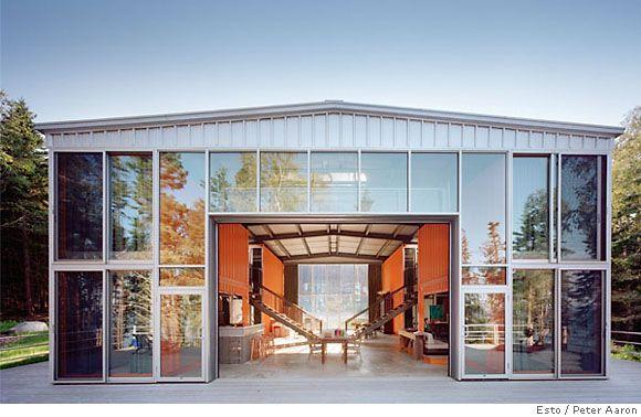 Beau Steel Building Homes