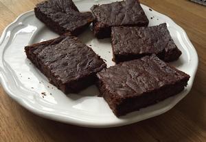 Cuketová buchta ala brownies Recepty.cz - On-line kuchařka