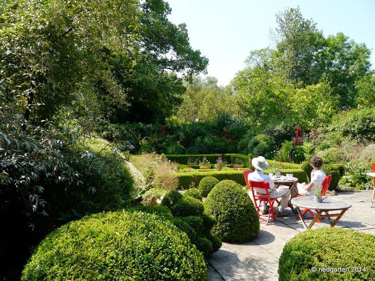 unser riedgarten: West Green House & Gardens, Hartley Wintney, Hampshire