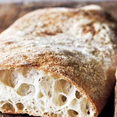 Ciabatta--looks like a good recipe, but doesn't include a recipe for the biga (similar to a sourdough start).