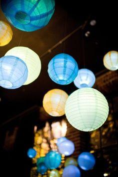 Bruiloft Inspiratie : Thema bruiloft: kleur blauw