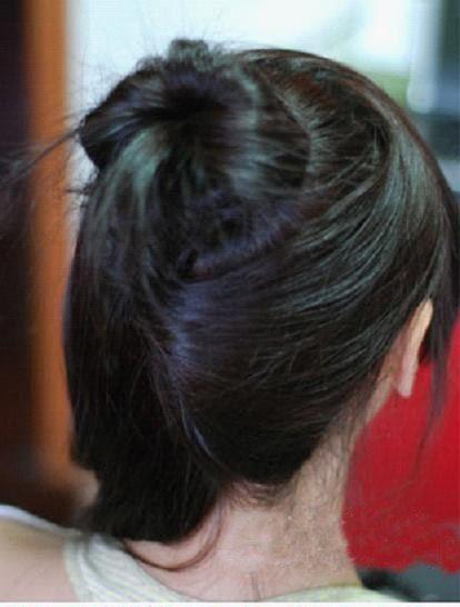 Phenomenal 1000 Ideas About Cute Bun Hairstyles On Pinterest Cute Buns Short Hairstyles Gunalazisus