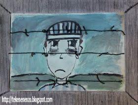 Tekenen en zo: Gevangen in de oorlog