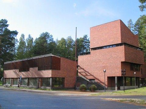Институт в Сяюнатсало