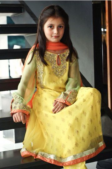 Pakistani kids fashion