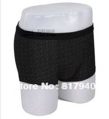 Новое Прибытие! небьющиеся Пластиковые белый нижняя Половина Тела мужской Торс Манекена для мужское нижнее белье дисплей