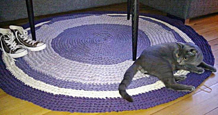 Croching in Zpagetti