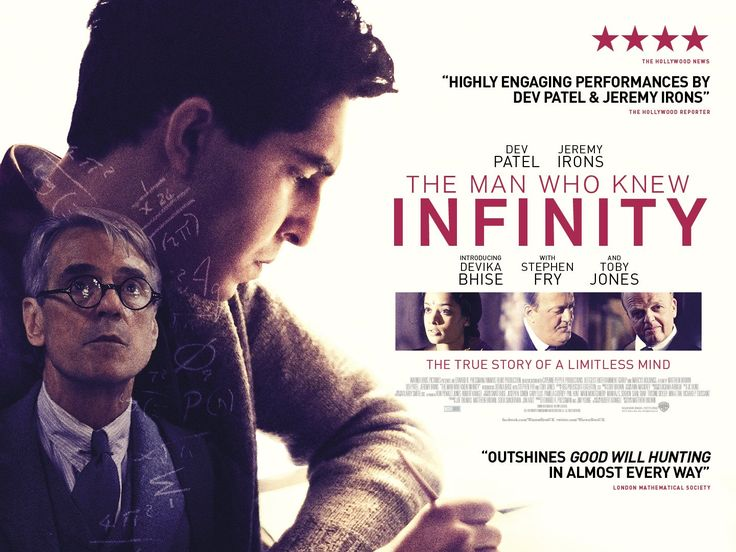 The Man Who Knew Infinity - Google Search
