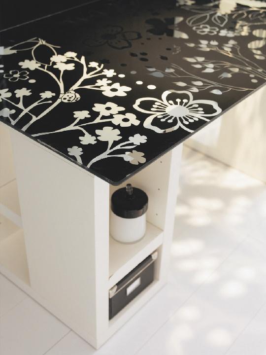 17 best images about ikea on pinterest pantone color ikea pillow and ikea bedroom - Ikea plateau bureau ...