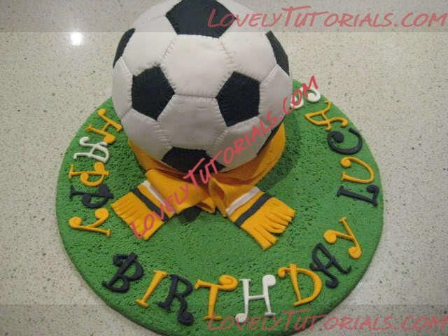 8 best Cakes images on Pinterest Cake ideas Soccer cakes and