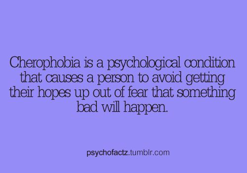 Cherophobia- The Fear of Happiness - Procaffenation
