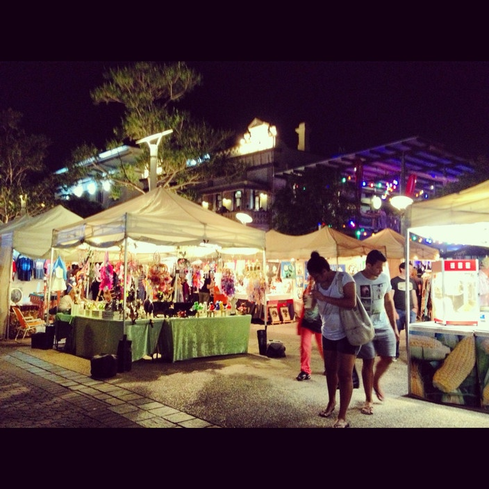 South Bank Lifestyle Market, Brisbane QLD #australia #travel