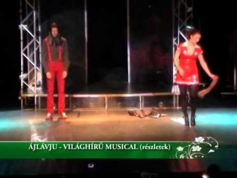 Ajlavju - világhírű musical Nagybányán (részletek)