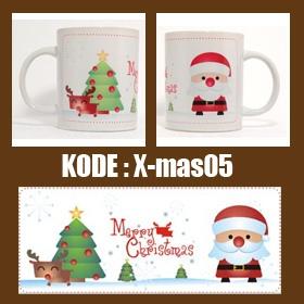 MUG Natal PUTIH     Rp. 30.000  Color : putih  Size : tinggi 9cm, diameter 8cm   Code : NTL A004 MPT