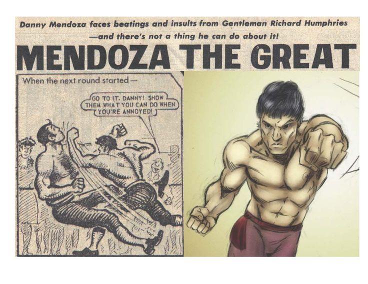 Mendoza Comix!