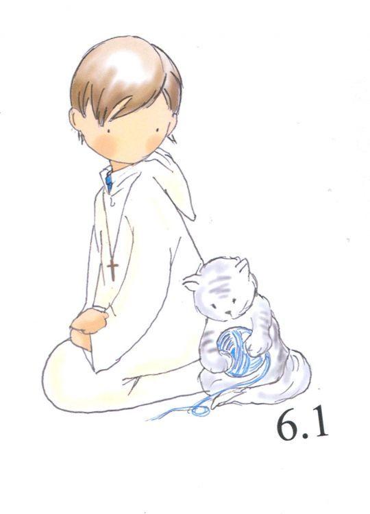 D 0510201-06 (4) - Dibujos de recordatorios de primera comunión ...