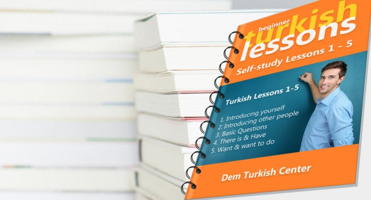 #Learn #Turkish #Language with self-study #TurkishLanguage lessons for beginners