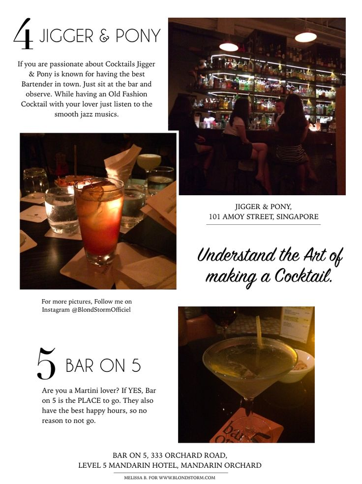 #CityGuide #Singapore #Asia #RoadTrip #cocktails #Bars #Martini #JiggerAndPony #Bar #ToDo #Singapour #Vacances #BlogMode #FashionBlog