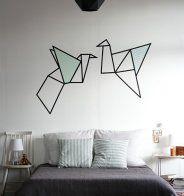 Créer une tête de lit - Marie Claire Maison