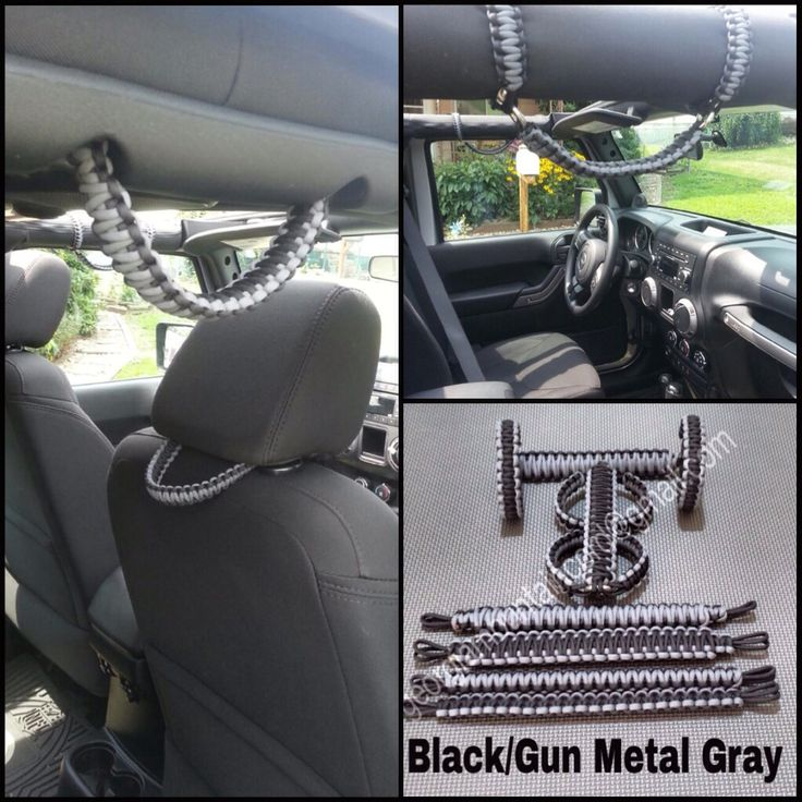 Order Georgiamountaincord Gmail Set Includes Two Front Grab Handles That Wrap Around The Roll Bar W 4 3 16 Bow Stainless Steel Shackles Rear