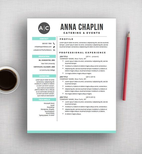 cover letter heading template