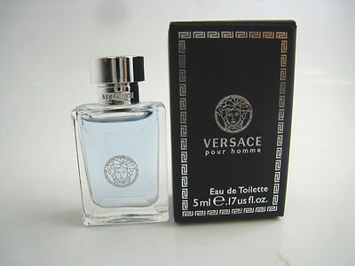 Versace Pour Homme for Men by Versace EDT Splash Miniature 0.17 oz (New in Box) only $9.95    #GenderMen #TravelSize #DesignerVersace #EauDeToilette #men #OutOfStock #Under20 #StampedRecommendCollection396671882 #Discountperfume #freeshipping https://goo.gl/cc09oY