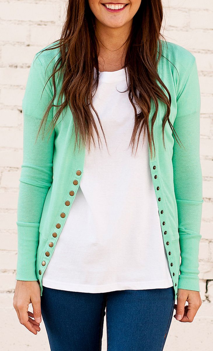 Best 25  Mint cardigan ideas on Pinterest | Teacher fashion ...