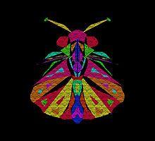 Mosaic Moth by TC-TWS