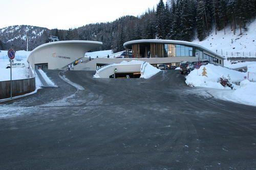 Nuova stazione di risalita - Selva di Val Garsena