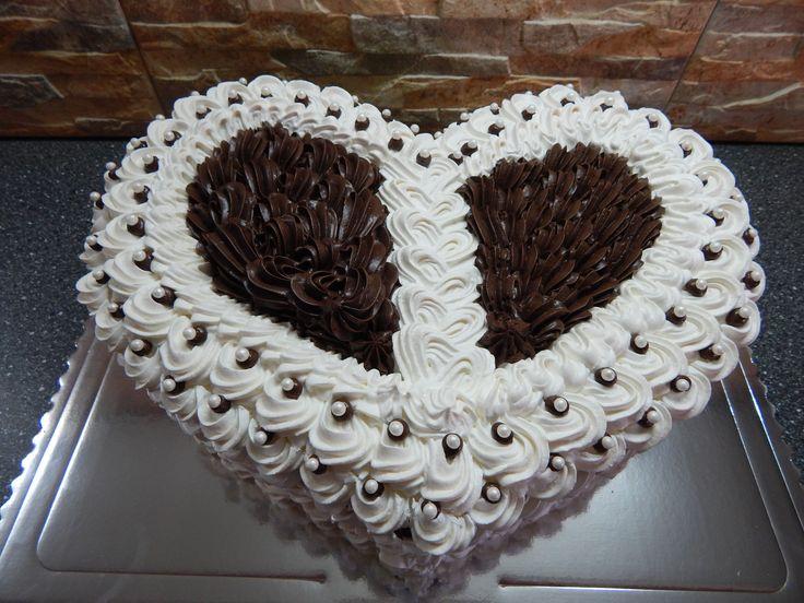 Penové srdce 5kg