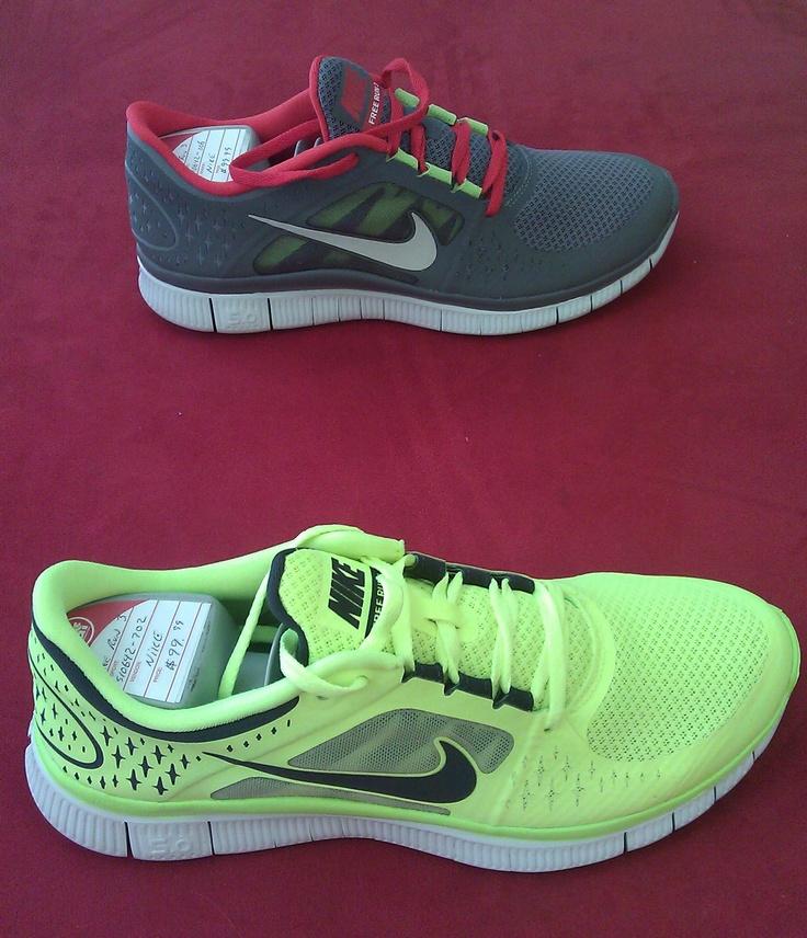 Nike Free Run 3 Le Pied Dathlète