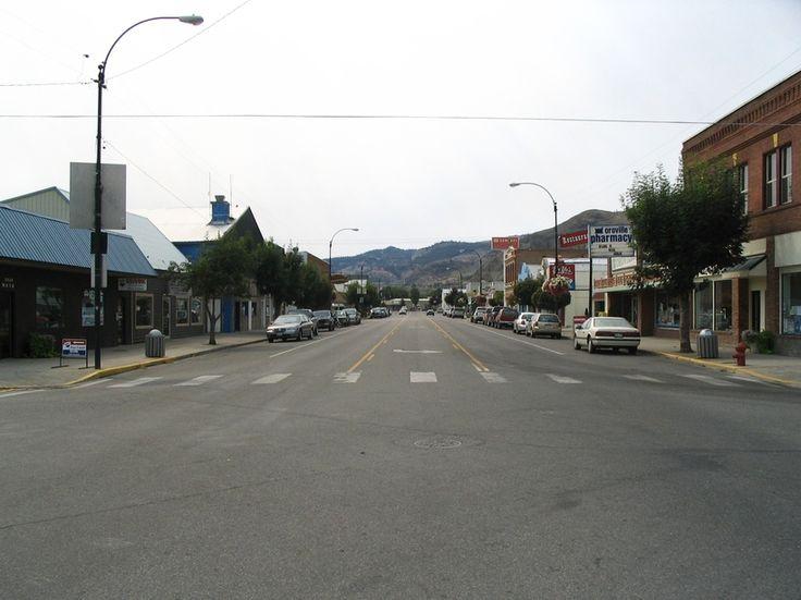 Oroville, WA in Washington