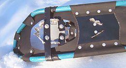 Raquette à neige — Wikipédia