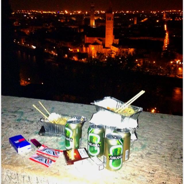 Sushi, beer & sightseeing
