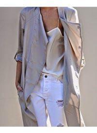 Λευκό τζιν: Τρόποι να το φορέσεις!