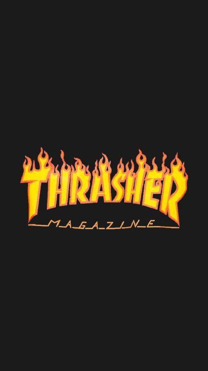 "fond écran Tumblr ""Thrasher"