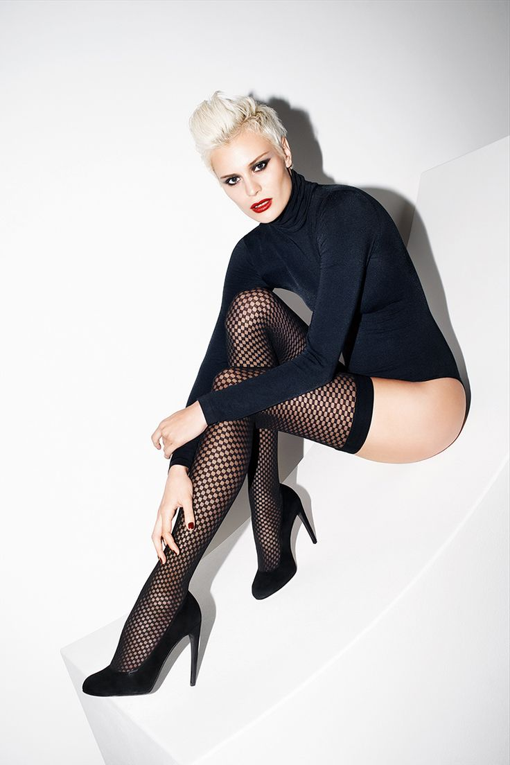 Pin by Luxury-Legs on Wolford | Wolford, Long sleeve tops ...