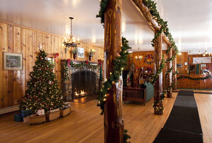 Camp Richardson Resort at Christmastime. Plan your family gatherings in this Winter Wonderland! www.CampRichardson.com