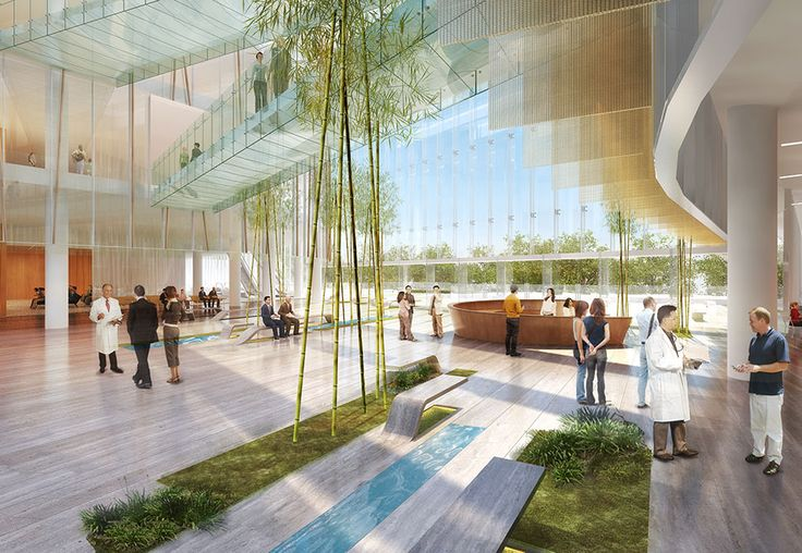 Samsung International Hospital By Nbbj Architect