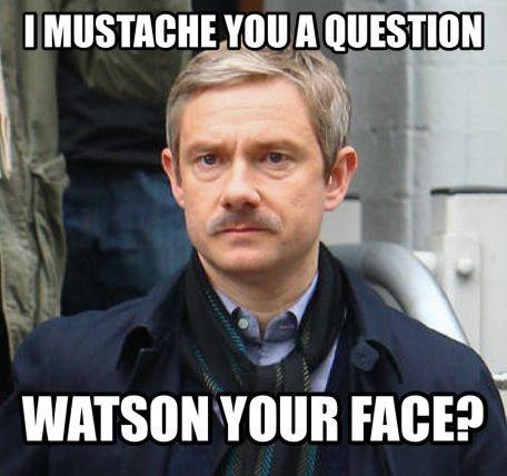 Sherlock humor