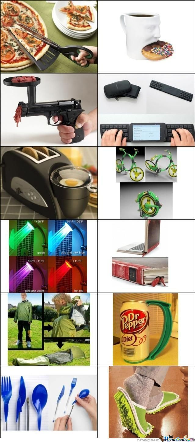 cool inventions | Cool Inventions - Meme Center