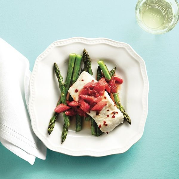 Savour spring's flavours with these fresh and bright rhubarb recipes! Get these recipes and more at Chatelaine.com