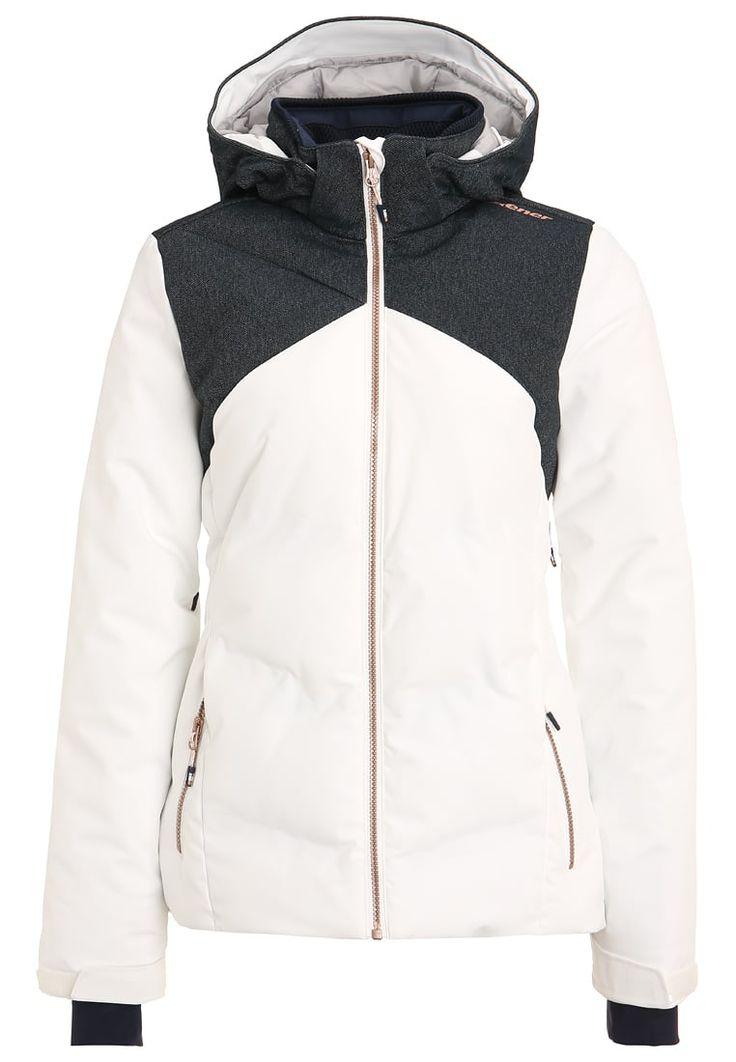 Ziener TATIKI - Ski jas - white