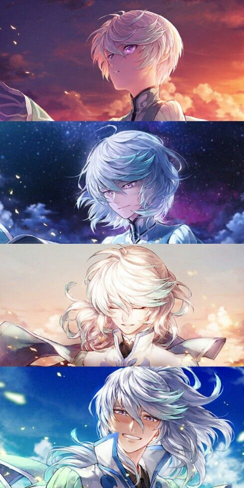 Tales of Zestiria || Mikleo / #anime