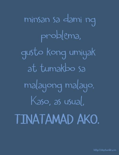 And Tagged Tagalog Tumblr By Catherine Bookmark
